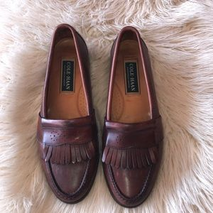 Cole Haan Leather Shoes 8.5 D""